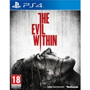 The Evil Within Game PS4