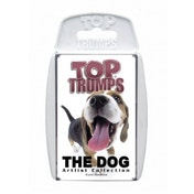 Top Trumps The Dog Card Game