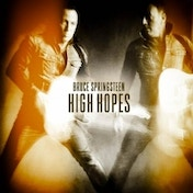 Ex-Display Bruce Springsteen - High Hopes CD Used - Like New