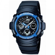 Casio AW-591-2AER G-Shock Combination Watch