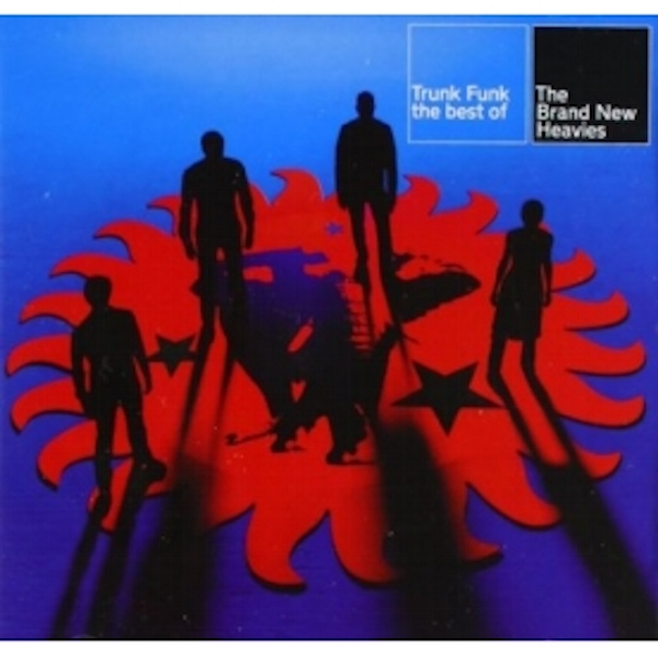 The Brand New Heavies - Trunk Funk Best Of CD