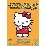 Hello Kitty: Paradise Happy Birthday Papa And 4 Other Stories