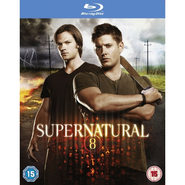 Supernatural - Complete Series 8 Blu-ray
