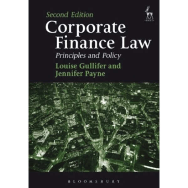 Corporate Finance Law : Principles and Policy