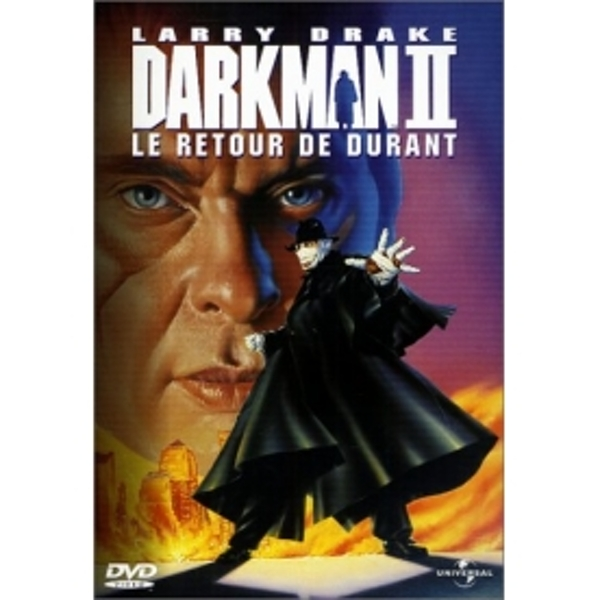 Darkman 2 Return Of Durant DVD