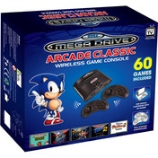 Arcade Classic Wireless SEGA MegaDrive Console includes 60 Games