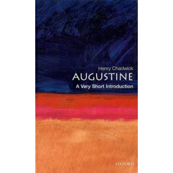 Augustine: A Very Short Introduction by Henry Chadwick (Paperback, 2001)