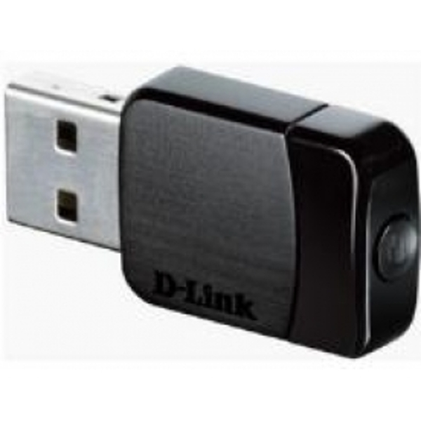 D-Link DWA-171 Wireless AC Dual-Band Nano USB Adapter