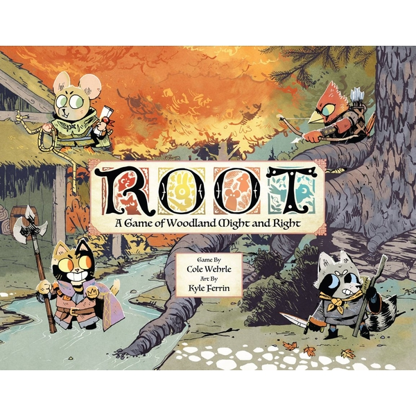 Image of Root: A Game of Woodland Might & Right Board Game