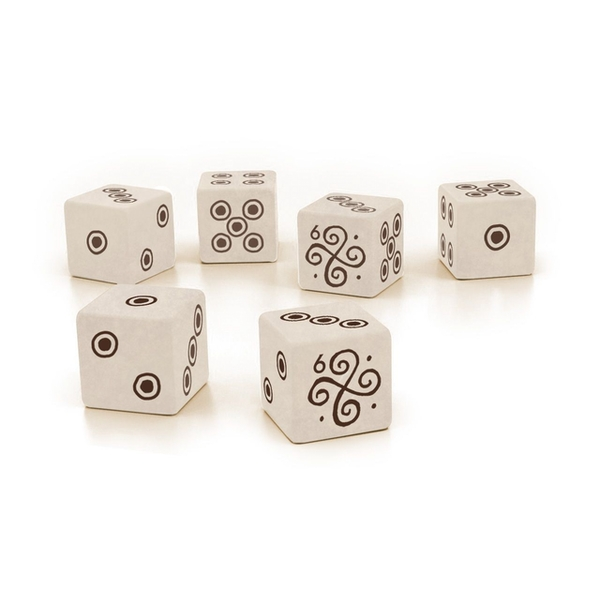 Vaesen Nordic Horror Dice Set