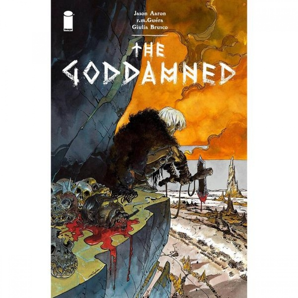 Goddamned  Volume 1: The Flood