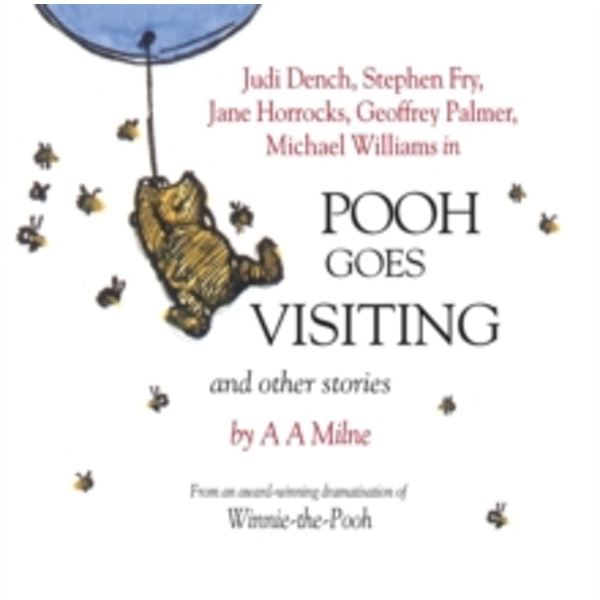 Pooh Goes Visiting and Other Stories by A. A. Milne (CD-Audio, 2006)