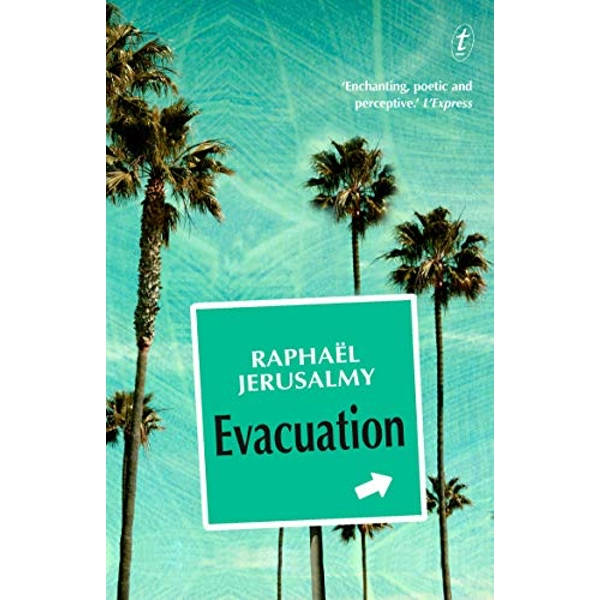 Evacuation  Paperback / softback 2018