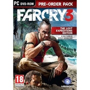 Far Cry 3 The Lost Expeditions Edition Game PC