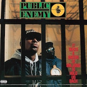Public Enemy ‎– It Takes A Nation Of Millions To Hold Us Back Vinyl