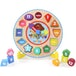 Hey Duggee Puzzle Clock with Stand Activity Toy - Image 2