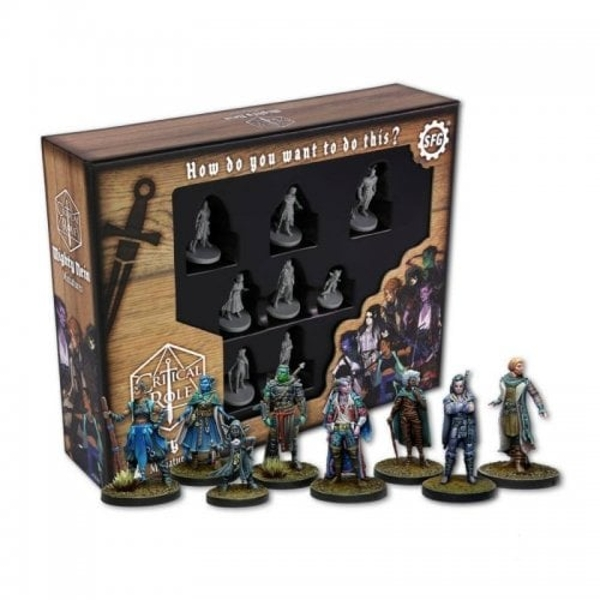 Critical Role: Mighty Nein Miniatures Expansion