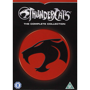 Thundercats - Complete Series 1-2 DVD
