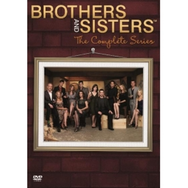 Brothers And Sisters - Seasons 1-5 DVD