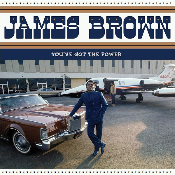 James Brown - Youve Got The Power - Federal & King Hits 1956-1962 Vinyl
