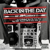 Back In The Day Hip Hop Classics CD