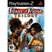 Prince Of Persia Trilogy Game PS2