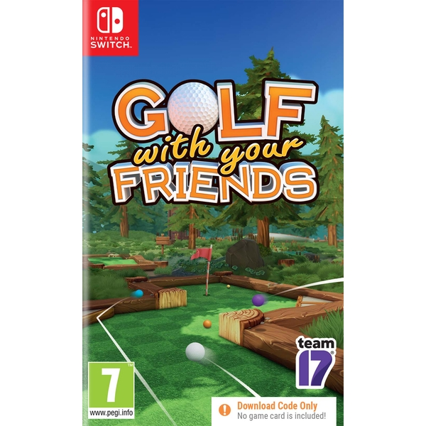 Golf With Your Friends [Code in a Box]
