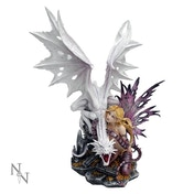 Aarya Dragon Guardian Fairy Figurine
