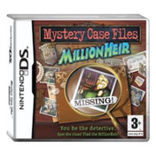 Mystery Case Files MillionHeir Game DS