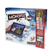 Zapped Monopoly Board Game