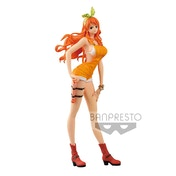 Nami (One Piece Stampede Glitter & Glamours) Version A Figure