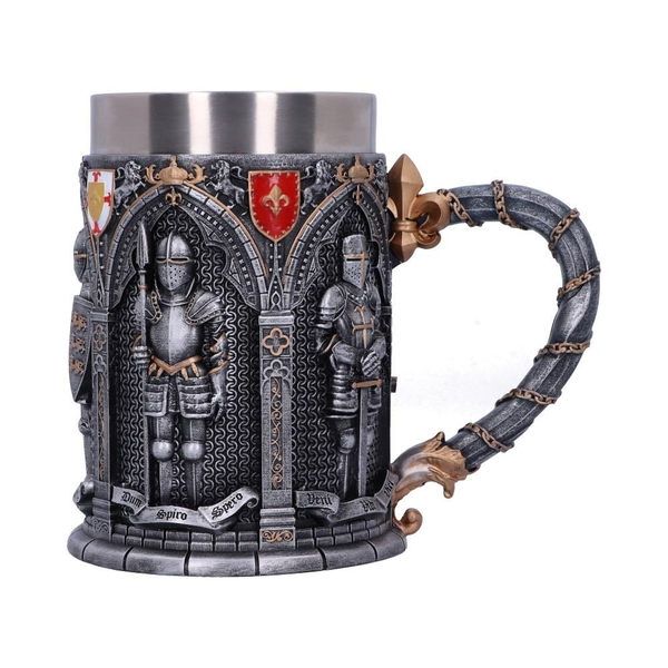 The Vow Armoured Knight Tankard