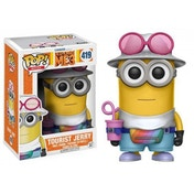 Jerry Tourist (Despicable Me 3) Funko Pop! Vinyl Figure