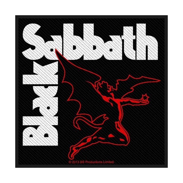Black Sabbath - Creature Standard Patch