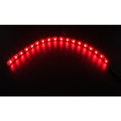 Game Max 30cm Magnetic LED Strip Red