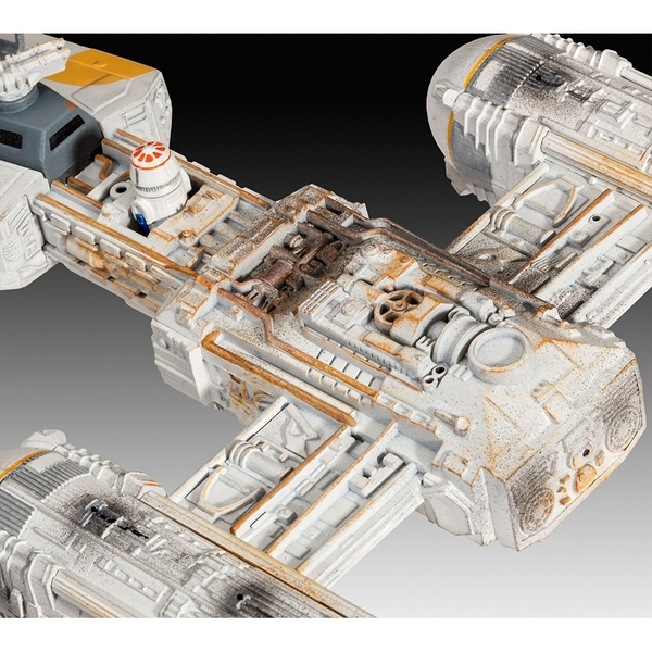 Y-Wing (Rogue One A Star Wars Story) Level 2 Revell 1:72 Model Kit - Image 6