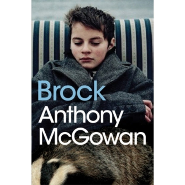Brock by Staffan Gnosspelius, Anthony McGowan (Paperback, 2013)