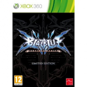 BlazBlue Continuum Shift Limited Edition Game Xbox 360