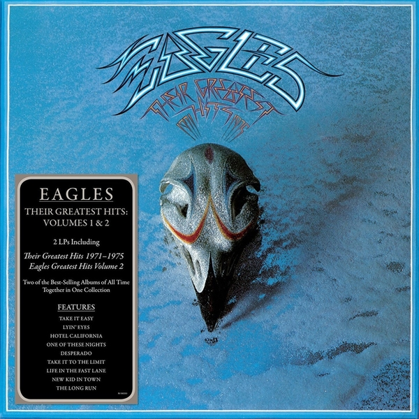 Eagles - Their Greatest Hits Vol. 1 & 2 Vinyl