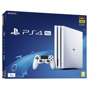 Sony PlayStation 4 Pro 1TB Glacier White Console (B-Chassis)