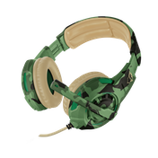 GXT 310C Radius Gaming Headset Jungle Camo Multi-Platform