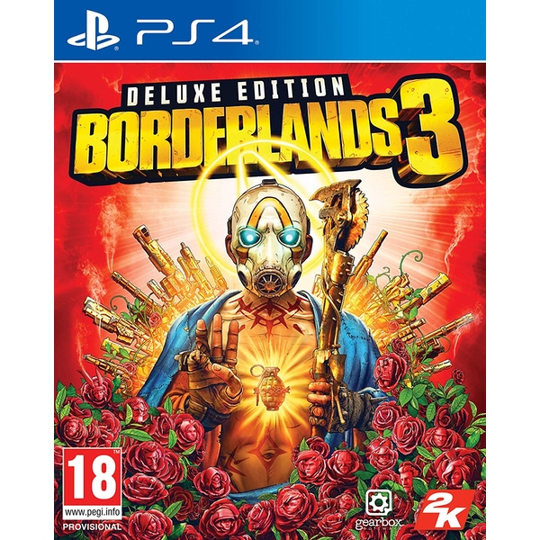 Borderlands 3 Deluxe Edition PS4 Game - Image 1