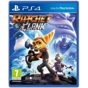 Ratchet & Clank PS4 Game (with The Bouncer DLC)