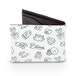 Nintendo Super Mario Bros. Mario Patch with All-over Pattern Bi-fold Wallet - Image 2