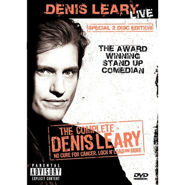 The Complete Denis Leary DVD 2-Disc Set