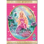 Barbie Mermaidia DVD