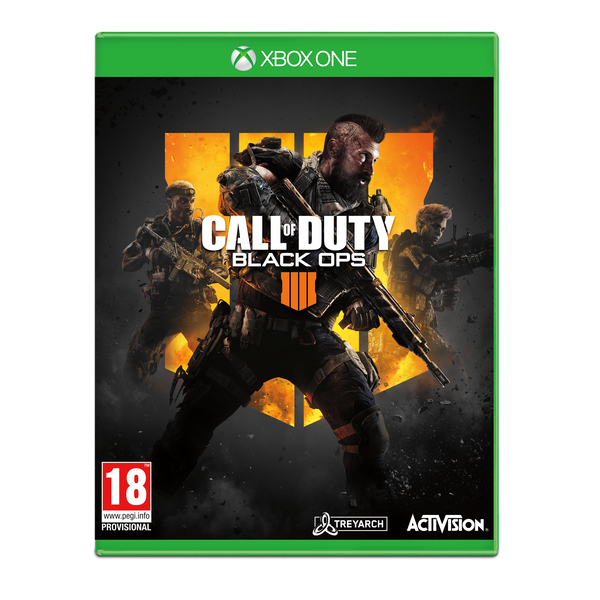 Call Of Duty Black Ops 4 Game Xbox One - Image 1
