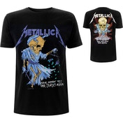 Metallica - Doris Men's X-Large T-Shirt - Black