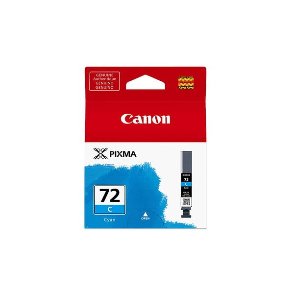 Canon 6404B001 (PGI-72 C) Ink cartridge cyan, 14ml