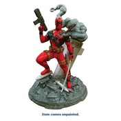 Deadpool Deluxe Model Kit